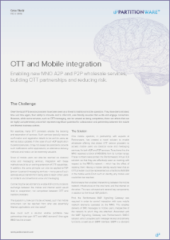 Cover of OTT and Mobile integration